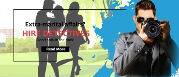 Extra-marital affairs: Don't stay in the dark, hire detectives!