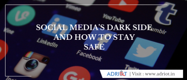 Social Media's Dark Side And How To Stay Safe